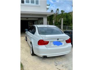 BMW 328 I Blanco, BMW Puerto Rico