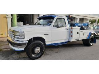 Ford f-450 super duty, Ford Puerto Rico
