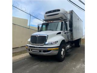 Camión 2012 International Refrigerado , International Puerto Rico