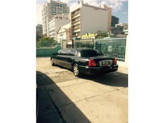 Lincoln Town Car Limo Strech 7pax 2007 $8,900, Lincoln Puerto Rico