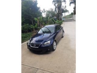 Lexus is250 2012 como nuevo mantenimientos al dia , Lexus Puerto Rico