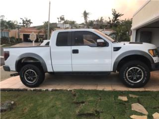 Raptor , Ford Puerto Rico
