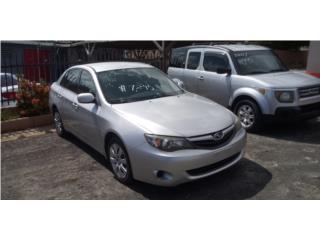 SUBARU IMPREZA SEDAN 2010, Subaru Puerto Rico