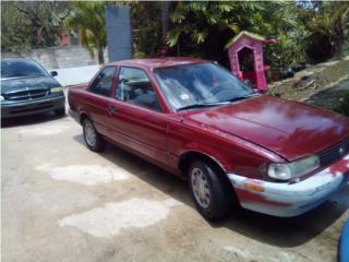Nissan 93, Nissan Puerto Rico