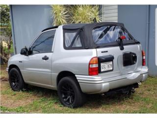 VITARA CONVERTIBLE, Suzuki Puerto Rico