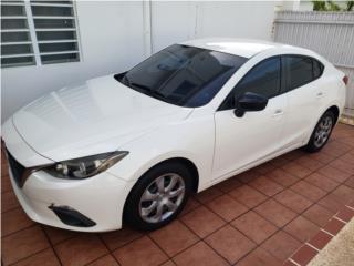 Mazda3 2014$9000,standard, Mazda Puerto Rico