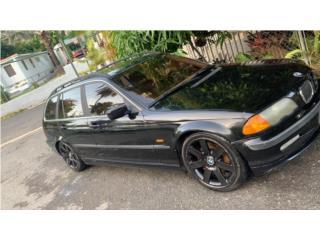 Bmw 325i 2001, BMW Puerto Rico