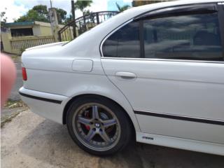Bmw 528i aire unico dueño, BMW Puerto Rico