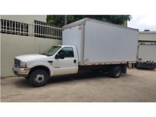F550 7.3lt 2000 19k de GVWR, Ford Puerto Rico