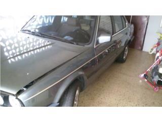 BMW modelo 325I 1989, BMW Puerto Rico