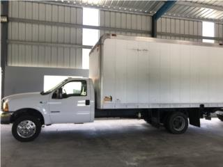 Ford f550 7.3L , Ford Puerto Rico