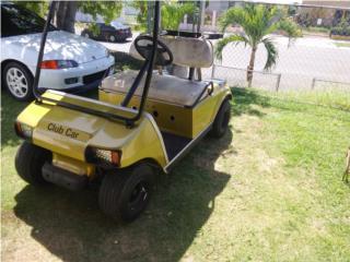 Club car , Carritos de Golf Puerto Rico