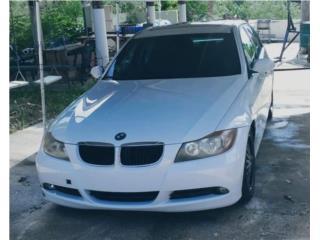 BMW 325i 2006 Blanco nítido, BMW Puerto Rico