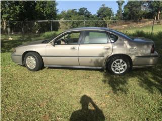 Chevrolet Impala 2003, Chevrolet Puerto Rico