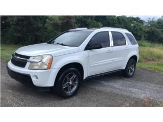 Se vende Chevrolet Equinox  2006 LT, Chevrolet Puerto Rico