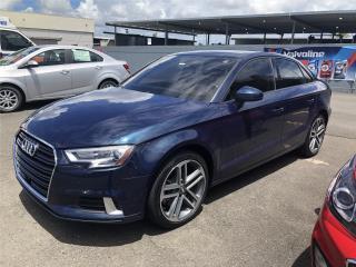 2017 Audi A3 // Solo 20k millas, Audi Puerto Rico