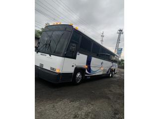 MCI Motor Coach 53 pasajeros, American Coach Puerto Rico