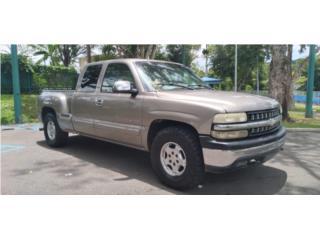 Silverado 4x4, Chevrolet Puerto Rico