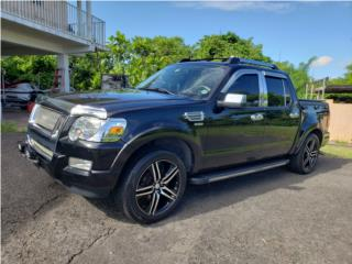 Explorer sport trac limited , Ford Puerto Rico