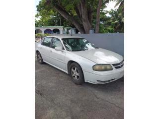 IMPALA OMO, Chevrolet Puerto Rico