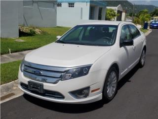 Ford Fusion Hybrido 2011, Ford Puerto Rico