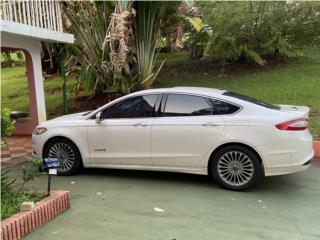 Fusion Hybrid 2013, Ford Puerto Rico