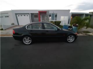 Un carro BM, BMW Puerto Rico