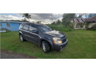 Equinox sport, Chevrolet Puerto Rico