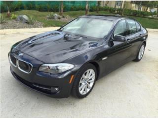 2011 BMW 528 Sport Premium - Precio $14,995, BMW Puerto Rico