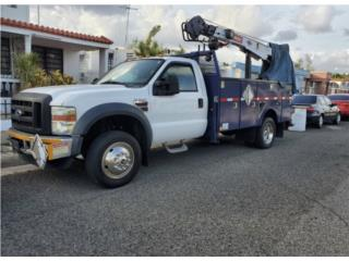 FORD F550 IMPORTADA 2009, Ford Puerto Rico