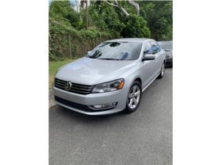 VW Passat SE 2014  , Volkswagen Puerto Rico
