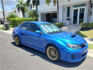 Subaru Impreza WRX 2014, Subaru Puerto Rico