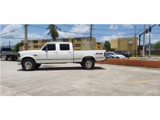 Ford 350 turbo Diesel power stroke, Ford Puerto Rico