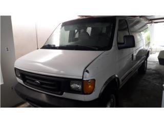 Van e250 Ford $6700 omo 2006, Ford Puerto Rico