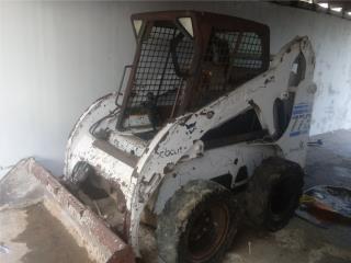 Bobcat 773G.$7800, Equipo Construccion Puerto Rico