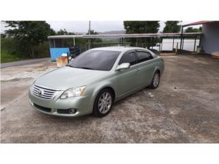 Toyota Avalon limited 2008 , Toyota Puerto Rico