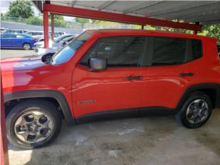 Jeep Renegade Sport 2015((Como Nueva)), Jeep Puerto Rico