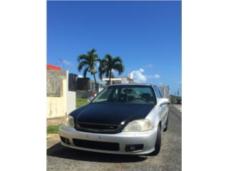Honda Civic 2000, Honda Puerto Rico