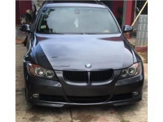 BMW 325i, BMW Puerto Rico
