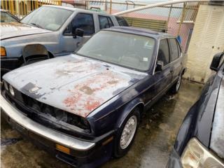 BMW 325e, BMW Puerto Rico