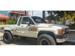 Toyota r22, Toyota Puerto Rico