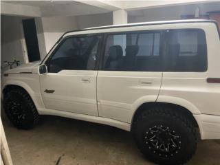 Vitara 98 atu 4x4, Suzuki Puerto Rico