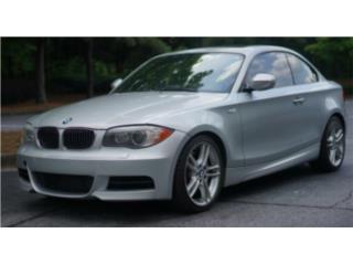 BMW 135i deportivo , BMW Puerto Rico