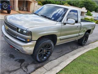 Chevy sllverado 2000 4x4, Chevrolet Puerto Rico