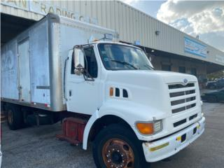 Camion Ford sterling 1998 con Lifter, Ford Puerto Rico