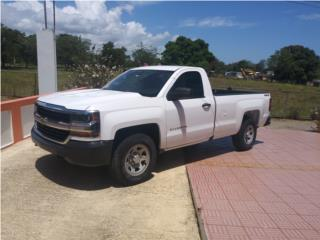 Chevrolet 4x4, Chevrolet Puerto Rico