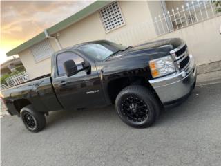 Silverado 2500 2013 $14.300, Chevrolet Puerto Rico