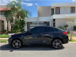BMW X4 M Package 2017 - En tremendas condiciones., BMW Puerto Rico