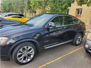 BMW X4- SE CEDE LEASING, BMW Puerto Rico