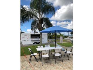 Food truck, Otros Puerto Rico